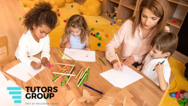 Home Tutors For Nursery Class