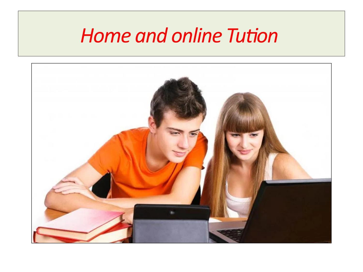 Online Home Tuition Jobs in Pune