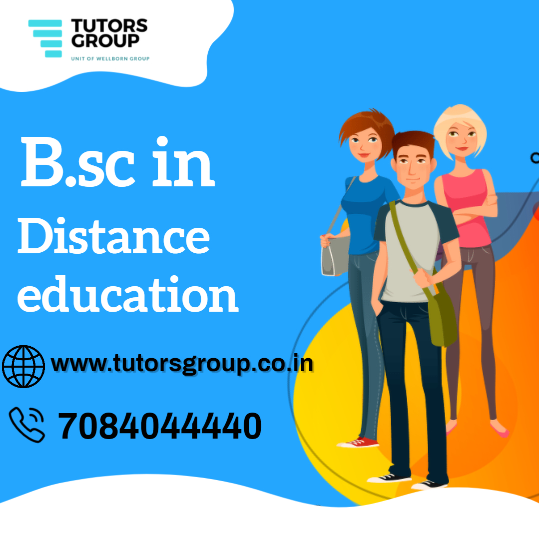 Bsc Distance Education