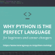 Why Learning Python under Online Programming Courses is perfect for Beginners, Career-Changers, and Anyone Else