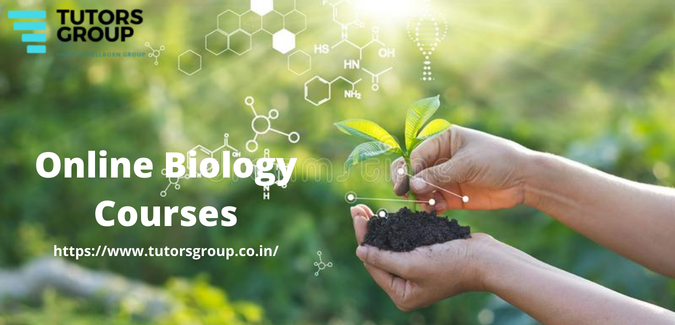 online biology courses