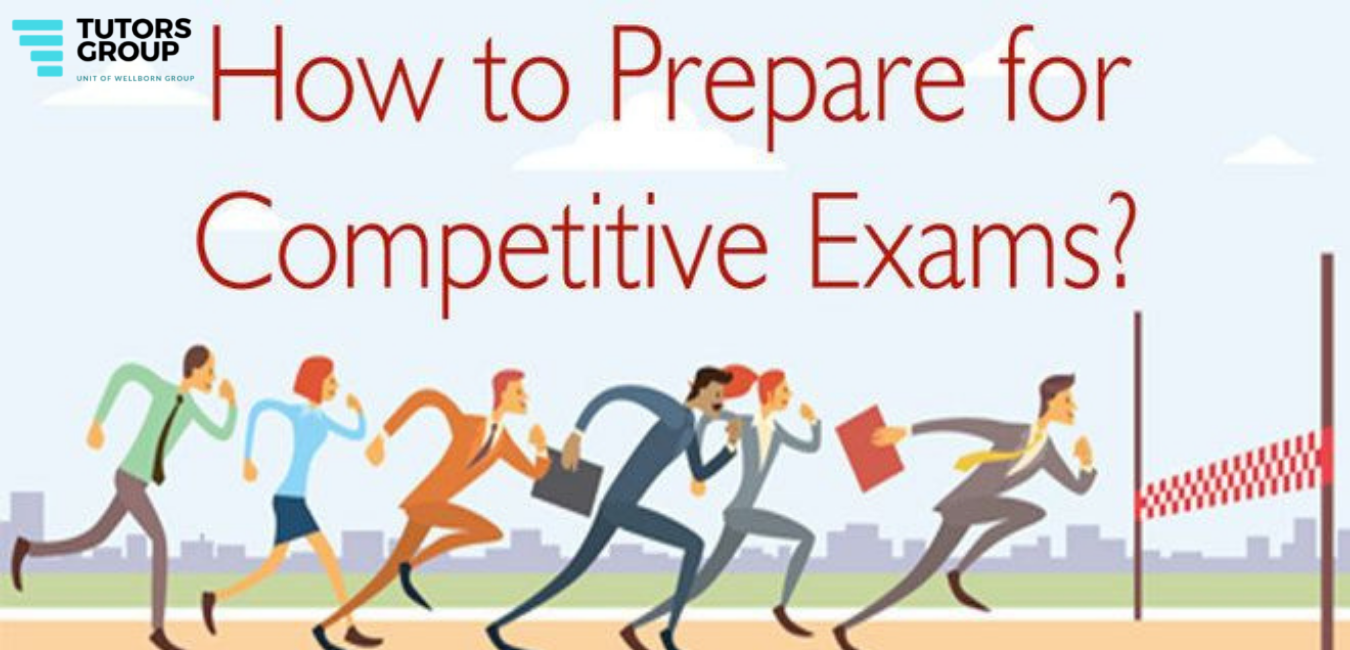 how to prepare for competitive exam